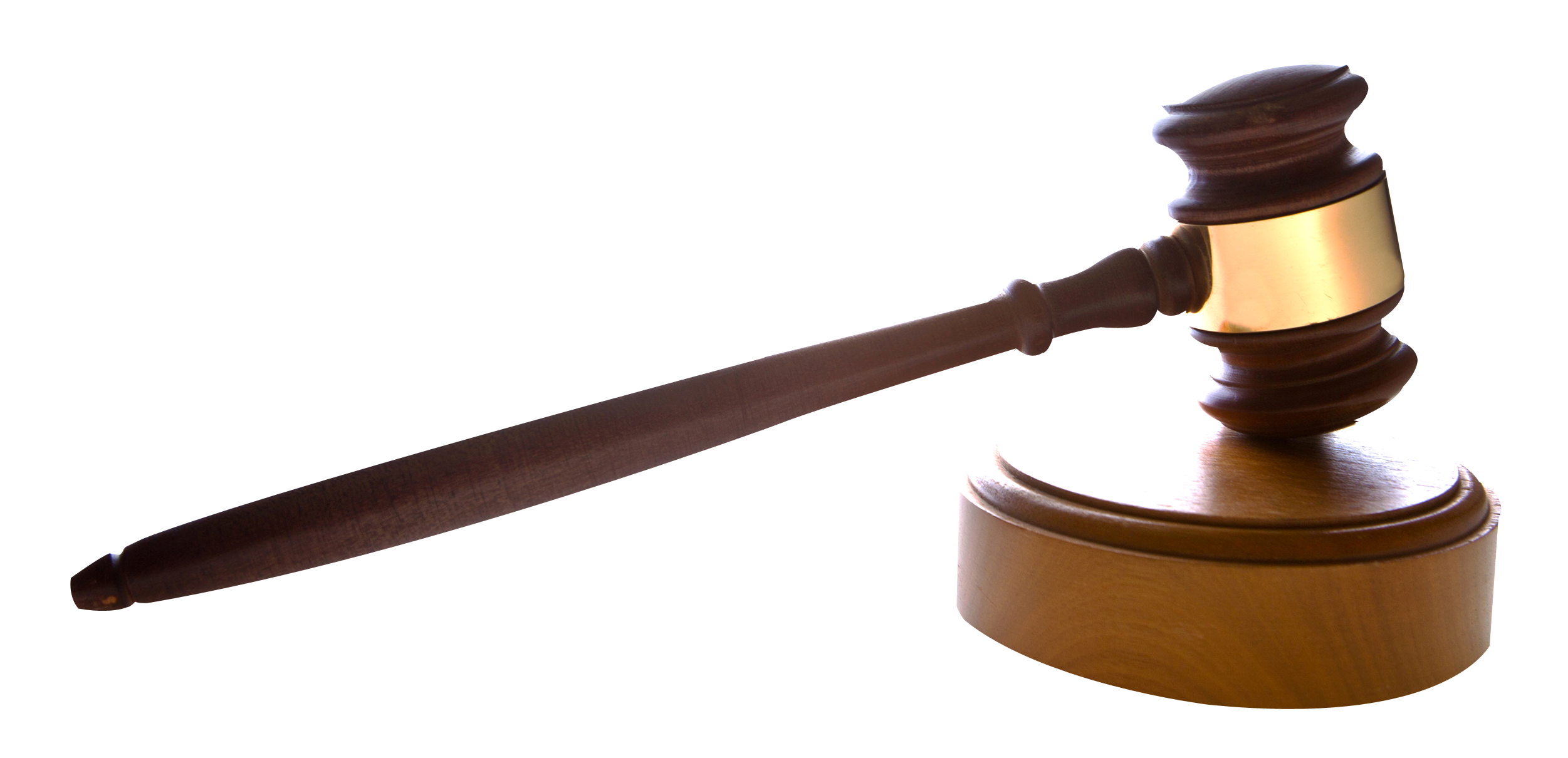 Image Gallery Gavel Transparent