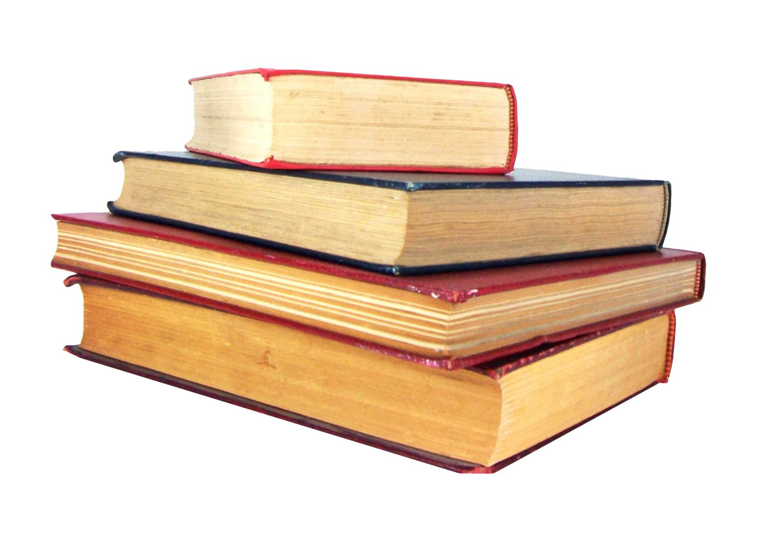 Stack Of Books PNG Image PngPix