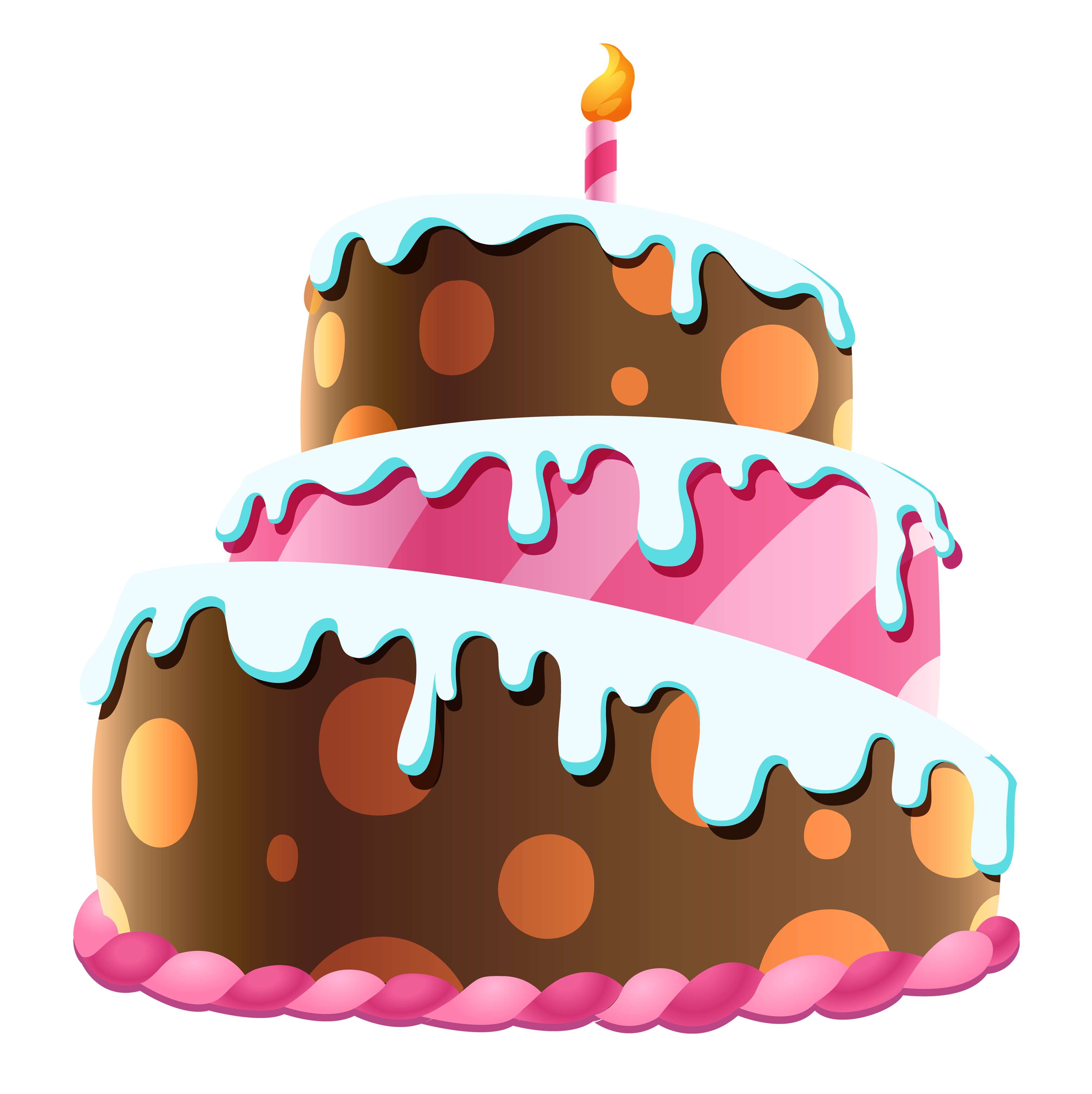 Birthday Cake PNG image - PngPix Birthday Cake Transparent Background