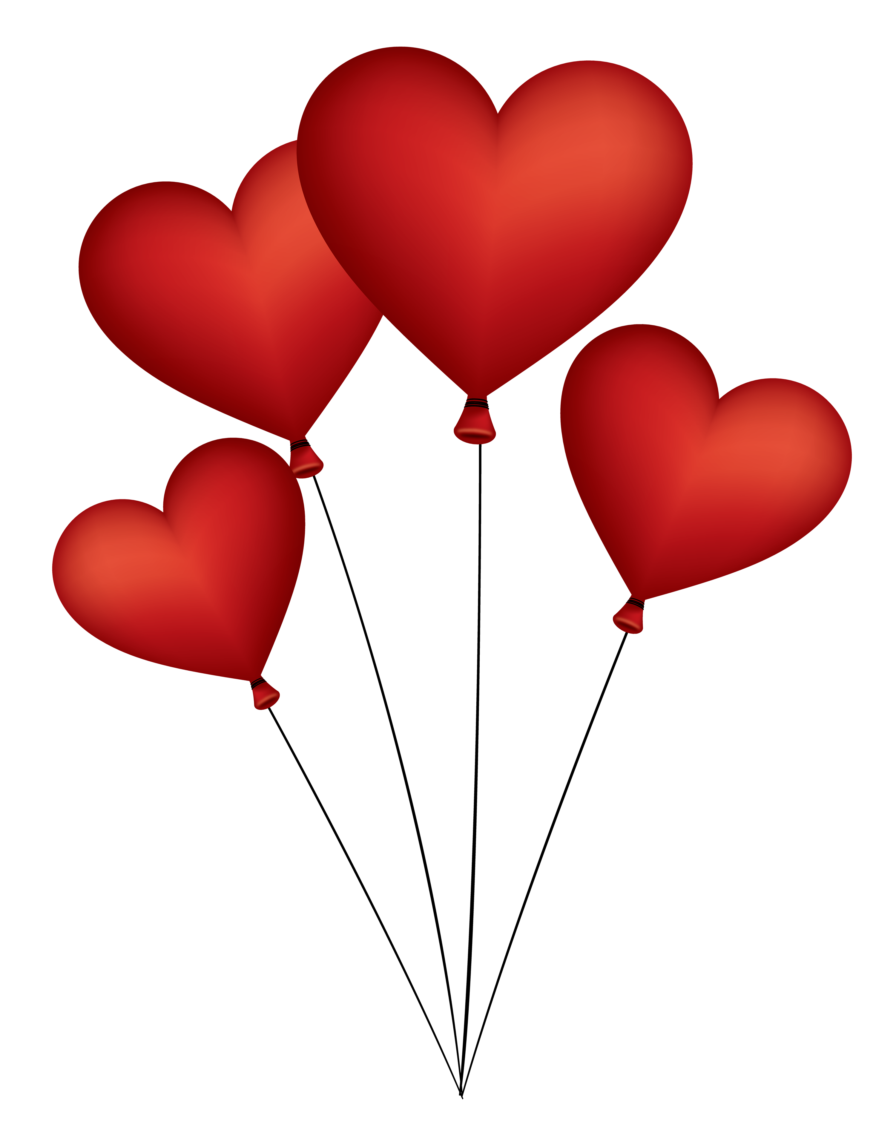 Heart Balloon Png Image Pngpix