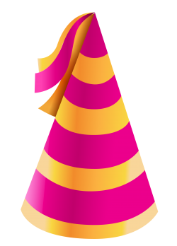 Party Hat PNG Image
