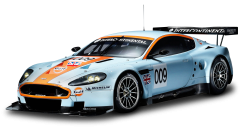 Aston Martin Racing Car PNG Image
