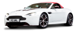 Aston Martin Vantage V12 Sports Car PNG Image