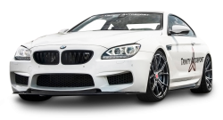 Bmw M6 Aero Wide Car PNG Image