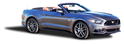 Ford Mustang Convertible Car PNG Image