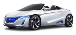 Honda EV Ster Electric Sports Car PNG Image