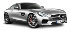 Mercedes AMG GT Luxury Car PNG Image