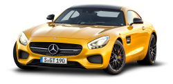 Mercedes AMG GT Solarbeam Car PNG Image