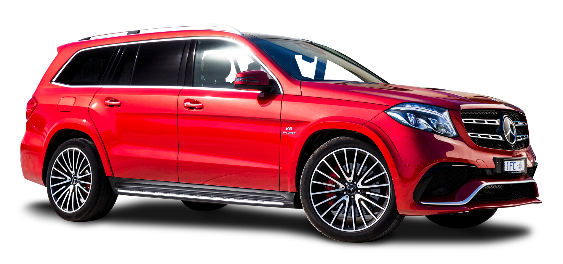 Red mercedes benz gls class car png image pngpix for Mercedes benz red