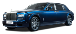 Rolls Royce Phantom Limelight Car PNG Image