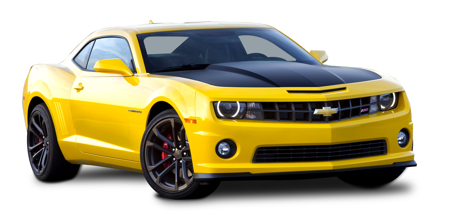 Yellow Chevrolet Camaro 1le Car Png Image Pngpix
