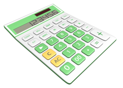 Calculator PNG Transparent Image