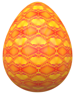 Easter Egg PNG Transparent Image