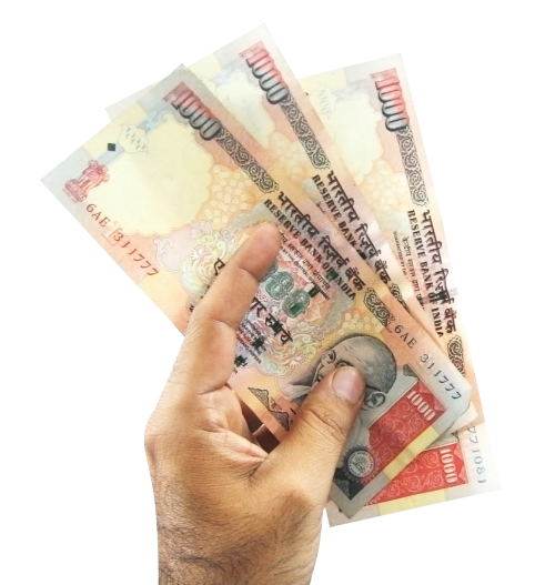 Indian Currency PNG Transparent Image