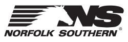 Norfolk Southern Logo PNG Transparent