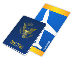 Passport PNG Transparent Image