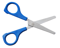 Scissors PNG Transparent Image
