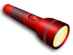 Torch Light PNG Transparent Image