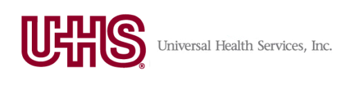 UHS Logo PNG Transparent