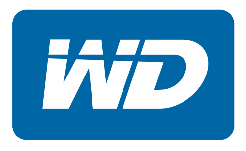 Western Digital Logo PNG Transparent