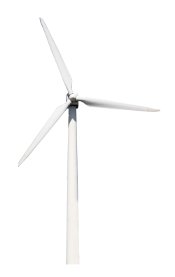 Windmill PNG Transparent Image