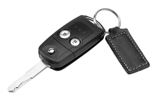 Car Key PNG Transparent Image