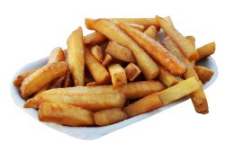 French Fries PNG Transparent-Image