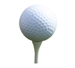 Golf Ball PNG Transparent Image