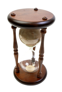 Hourglass PNG Transparent Image
