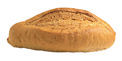 Large Loaf Bread PNG Transparent Image