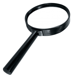 Magnifying Glass PNG Transparent Image