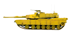 Military Tank PNG Transparent Image
