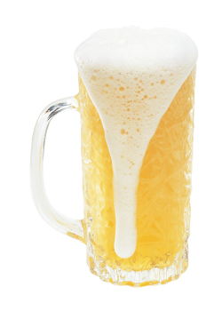 Beer Glass PNG Transparent Image