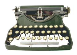 Typewriter PNG Transparent Image