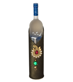 Wine Bottle PNG Transparent Image