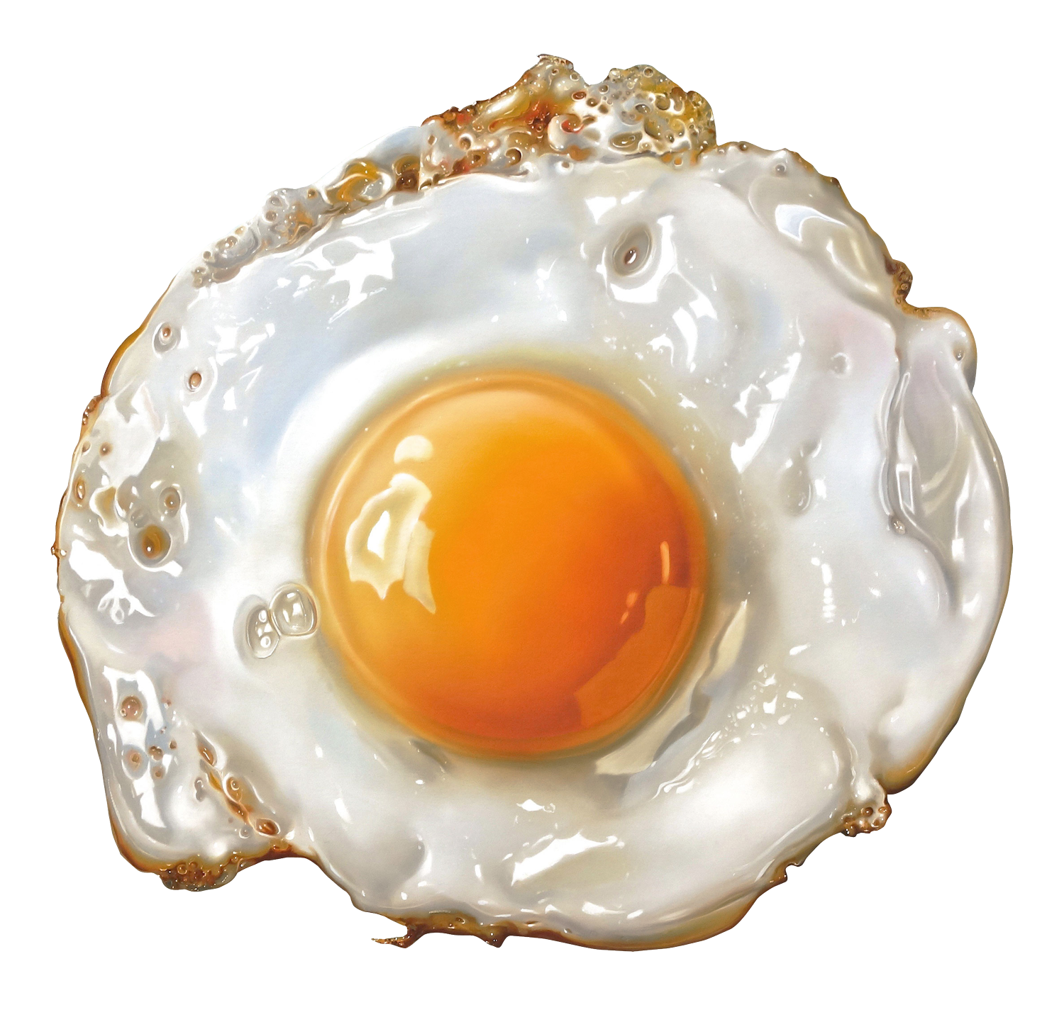 Fried Egg PNG Transparent Image - PngPix