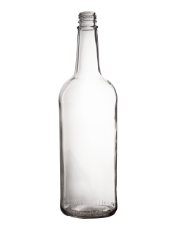 Glass Bottle PNG Transparent Image