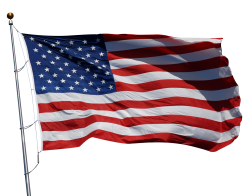 America Flag PNG Image