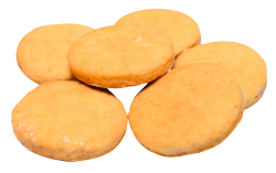 Butter Biscuit PNG Transparent Image
