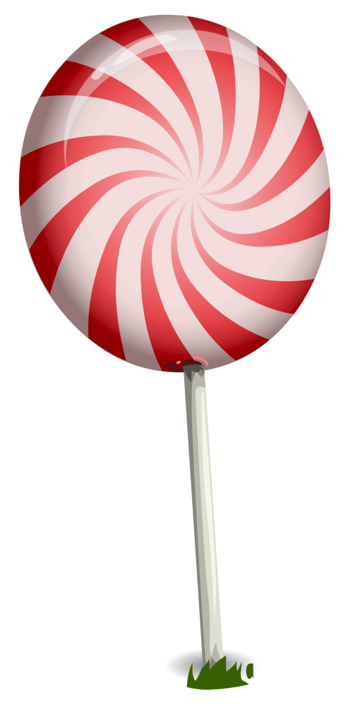 Candy Lollipop PNG Transparent Image