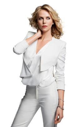 Charlize Theron PNG Transparent Image