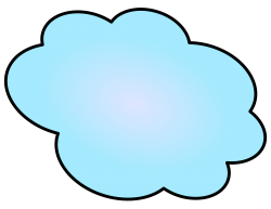 Cloud PNG Transparent Image