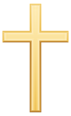 Cross Vector PNG Transparent Image