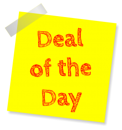 Deal Sticky Note PNG Image