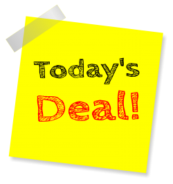Deal Sticky Note PNG Transparent Image