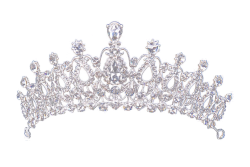 Diamond Tiara PNG Transparent Image
