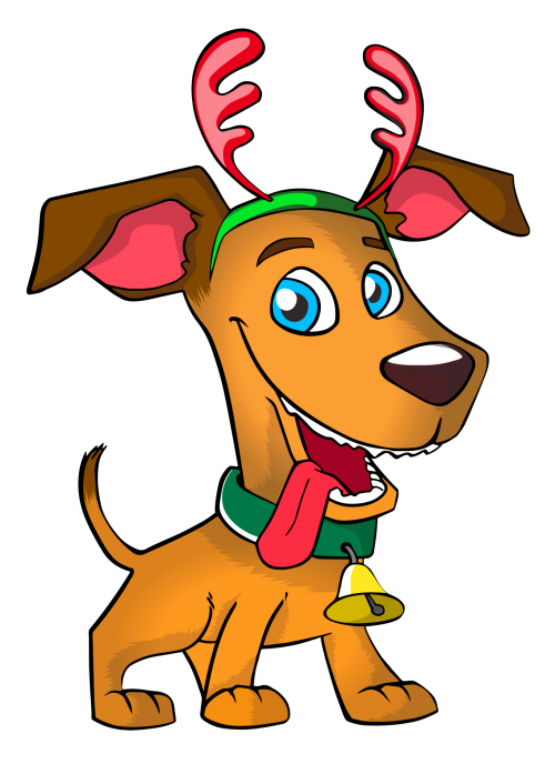 Dog Vector PNG Image