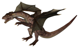 Dragon PNG Transparent Image