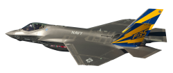 Fighter Jet PNG Transparent Image