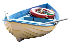 Fishing Boat PNG Transparent Image